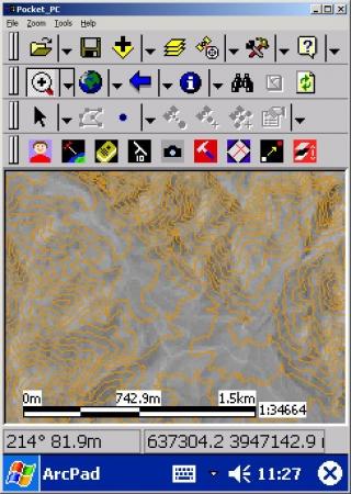arcpad_screen